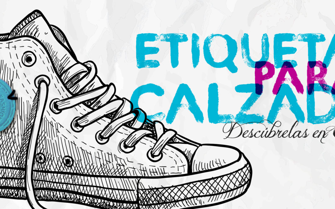Etiquetas para calzado: descúbrelas en Etimed