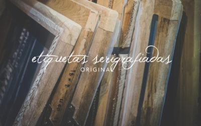 ETIQUETAS SERIGRAFIADAS