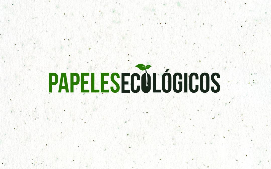 PAPELES ECOLÓGICOS